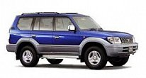 Шины для Toyota Land Cruiser 90
